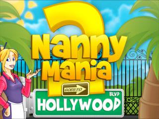 اللعبة الرائعة Nanny Mania Goes